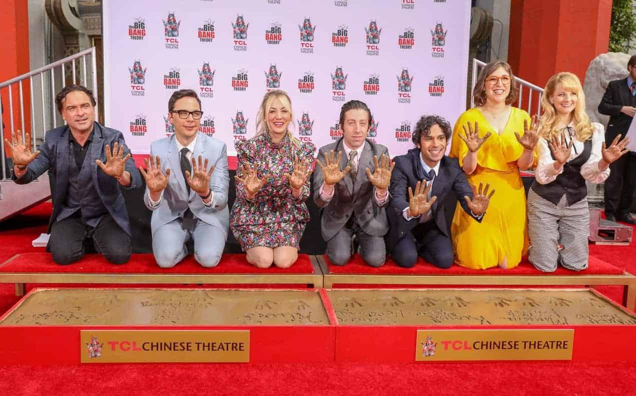 TBBT Handprints Chinese Theatre