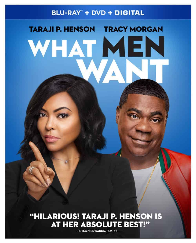 What Men Want Bluray