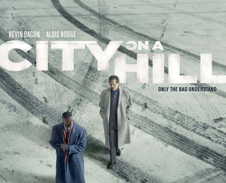 City On A Hill Season 1 Poster Key Art