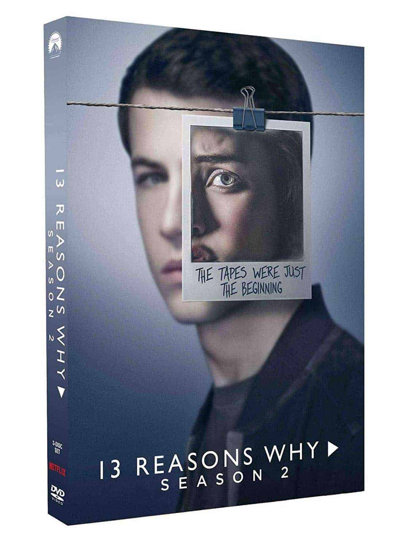 13 Reasons Why Season 2 DVD
