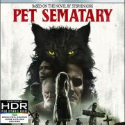 PET SEMATARY 4k Cover