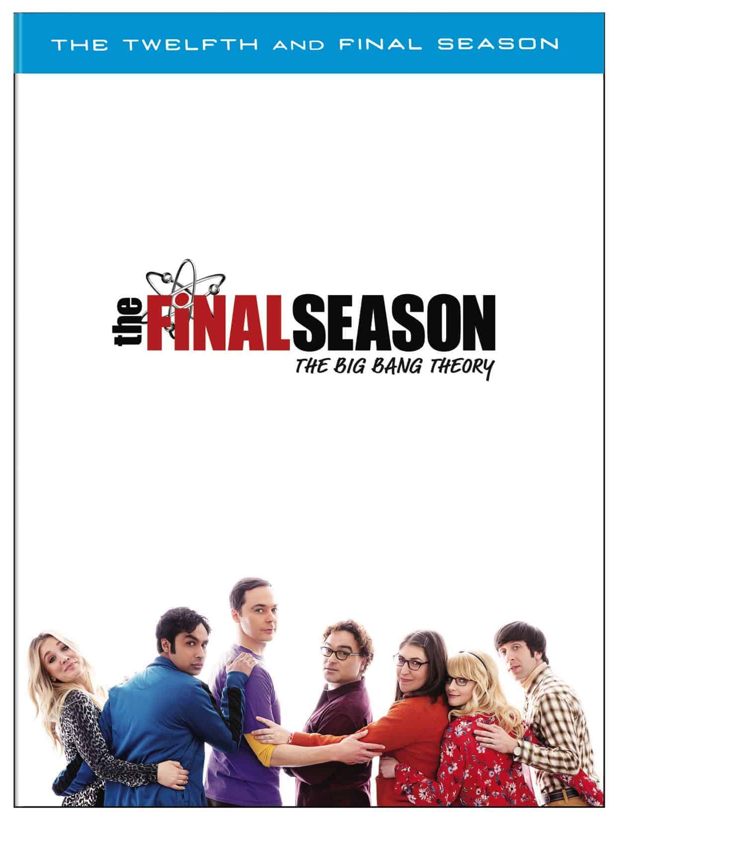 The Big Bang Theory Season 12 Bluray