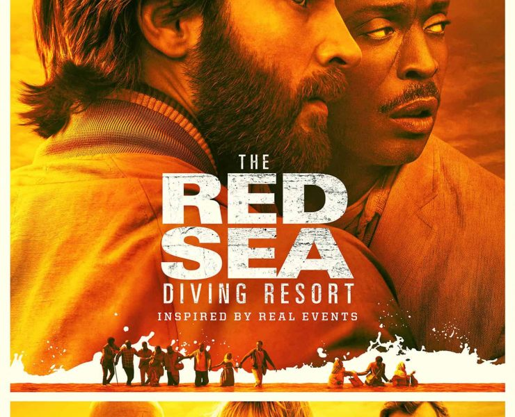 The Red Sea Diving Resort Poster Netflix