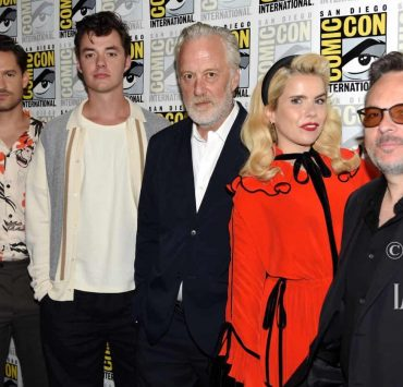 Pennyworth Cast San Diego Comic Con 2019
