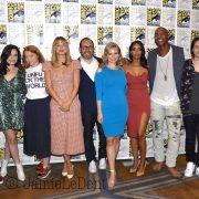 Supergirl Cast San Diego Comic Con 2019
