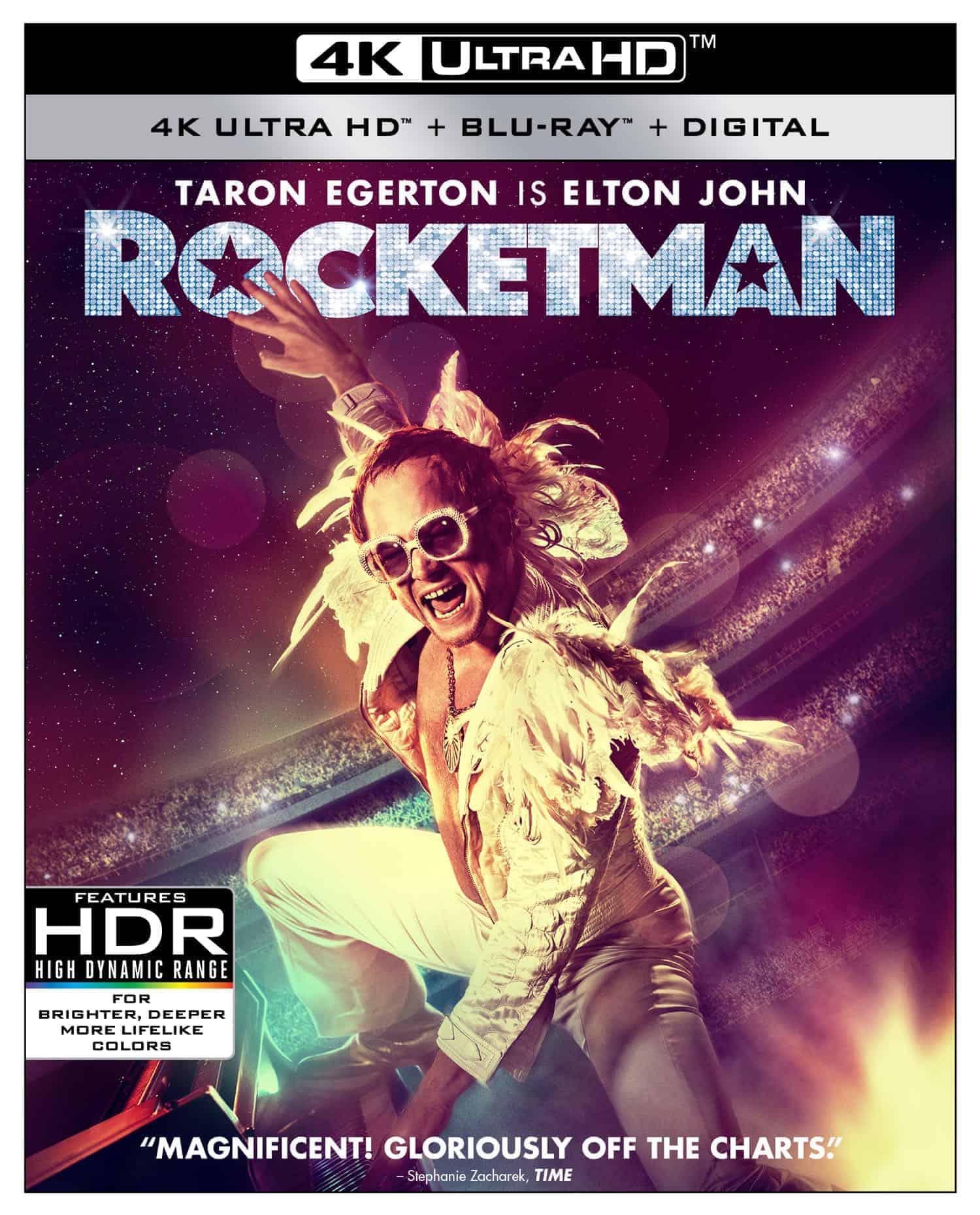 Rocketman 4K Cover