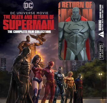 The Death and Return of Superman Complete Film Collection
