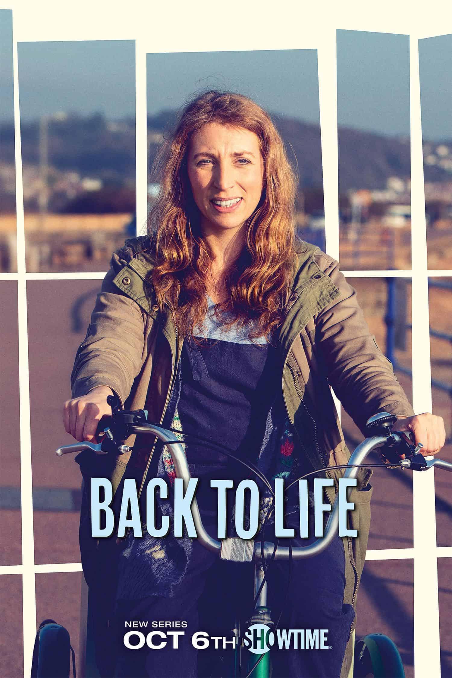 Back To Life Showtime Season 1 Poster Key Art