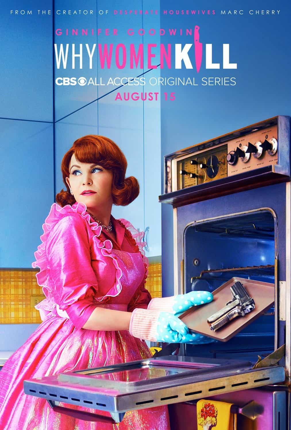 Why Women Kill Season 1 Poster Ginnifer Goodwin