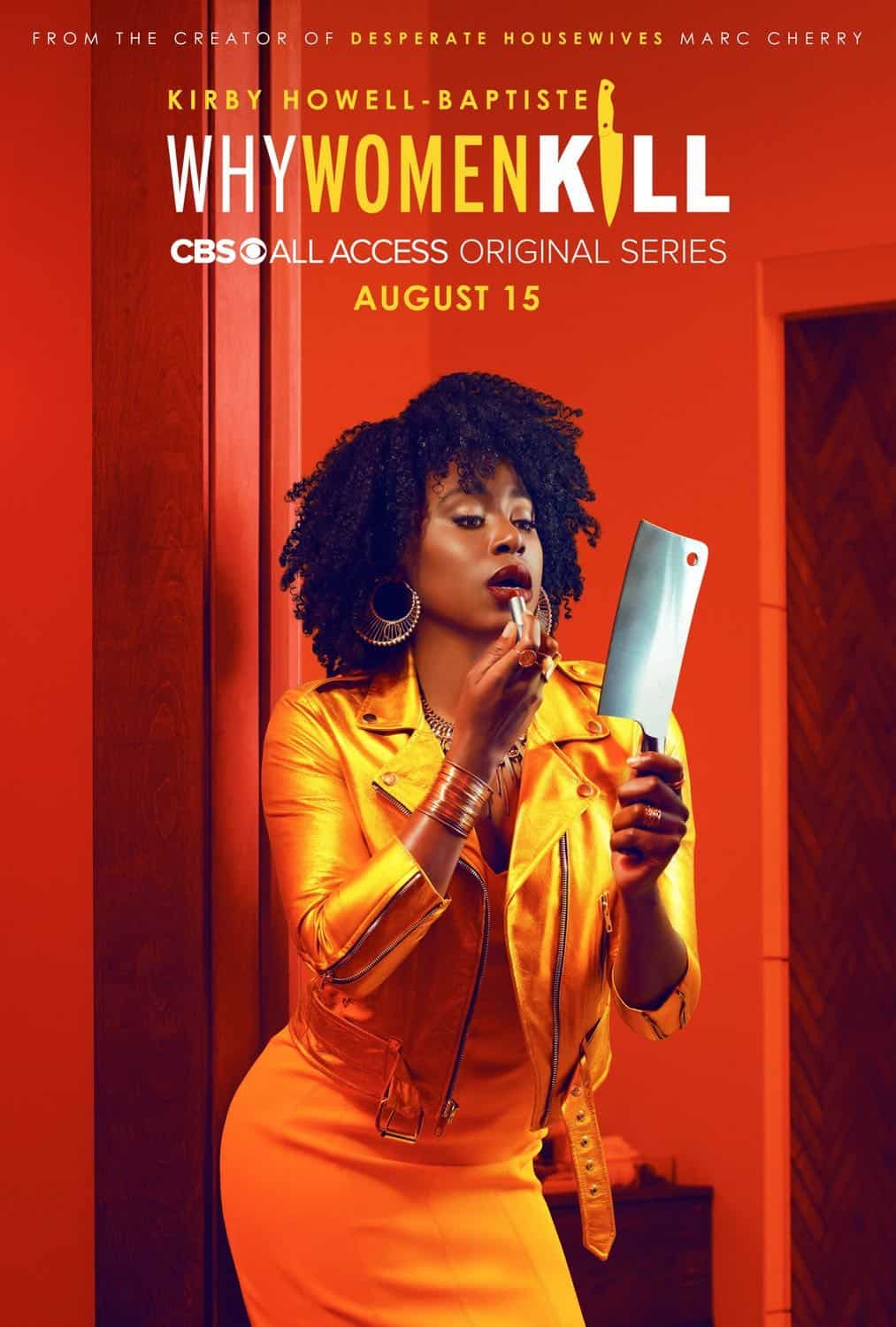 Why Women Kill Season 1 Poster Kirby Howell Baptiste