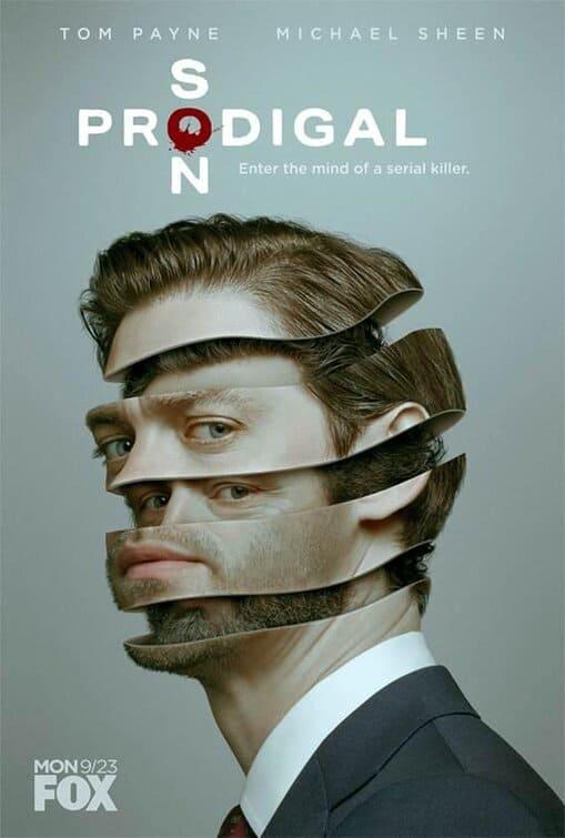 Prodigal Son Season 1 Poster FOX TV