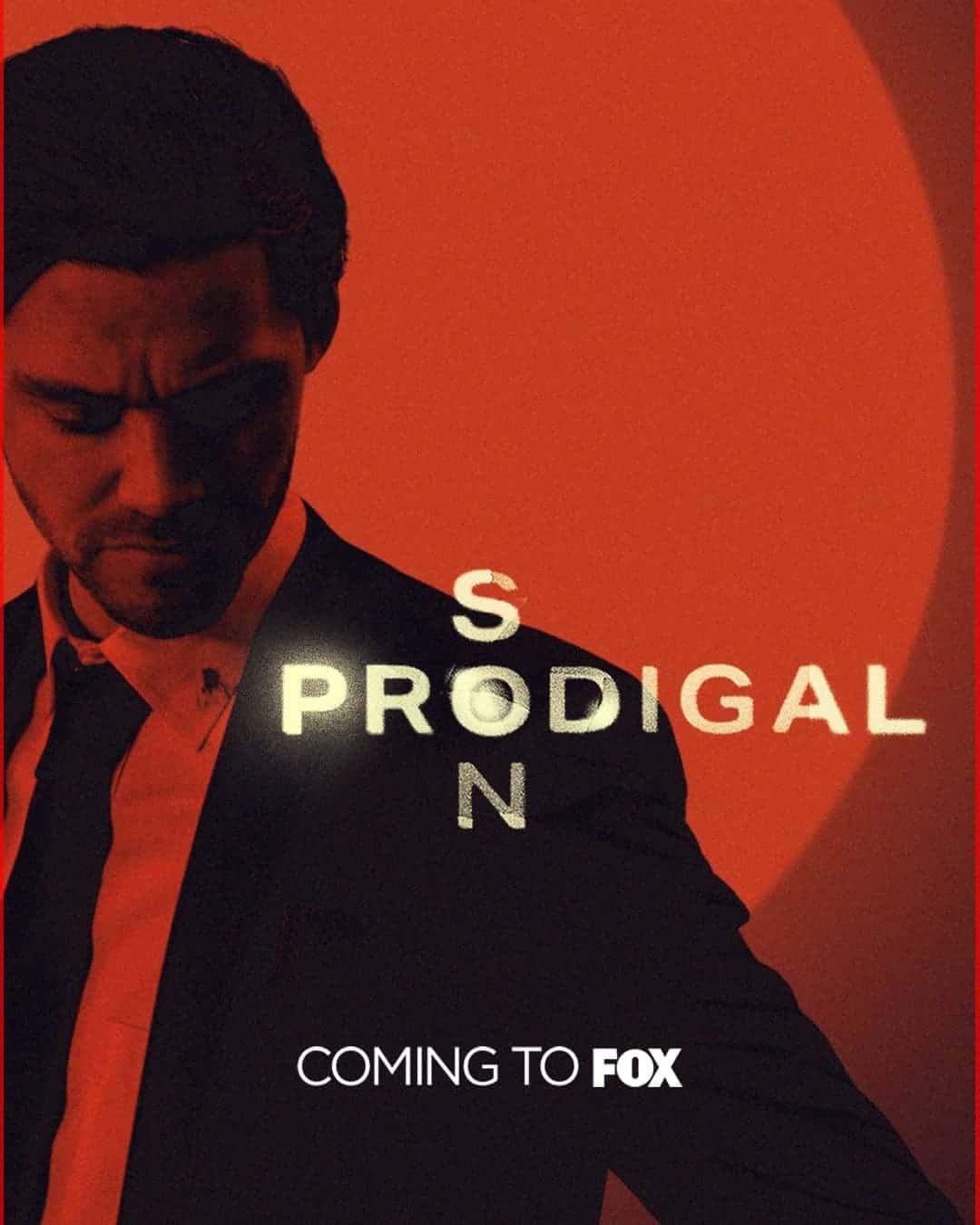 Prodigal Son Tom Payne Season 1 Poster