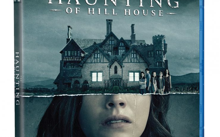 The Haunting Of Hill House Season 1 Bluray