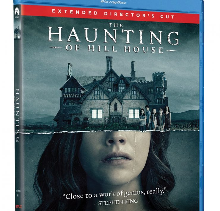 The Haunting Of Hill House Season 1 Bluray