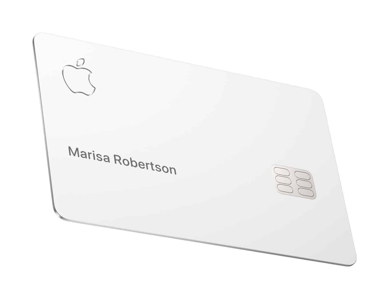 Apple Card available today Apple Card 082019