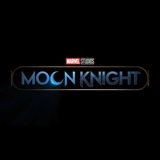 Moon Knight Marvel Disney+ Logo