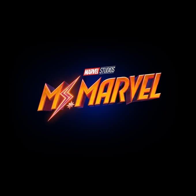 MS Marvel Disney+ Logo