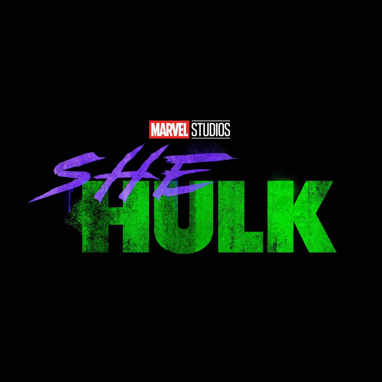 She Hulk Marvel Disney+ Logo