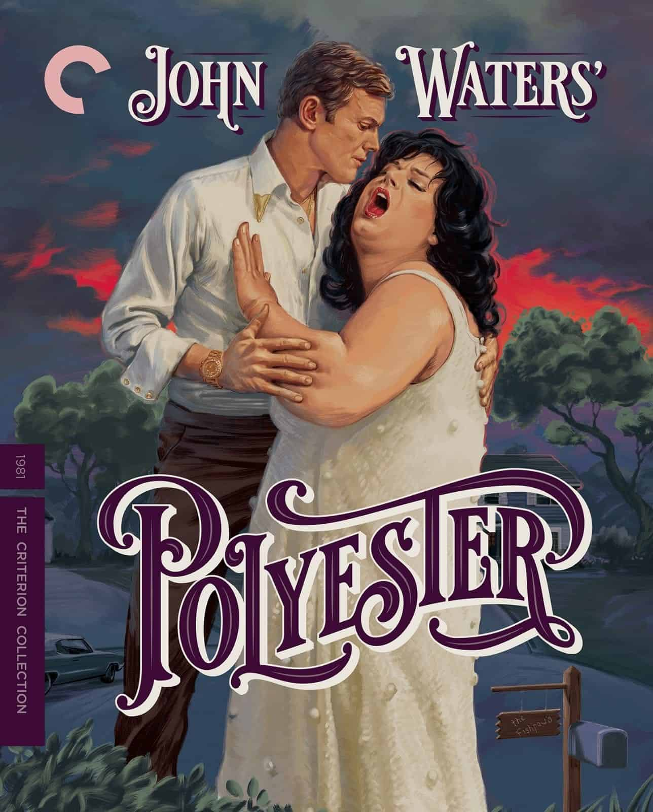 Polyester The Criterion Collection Bluray