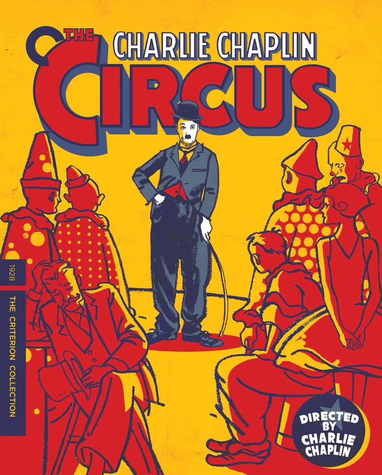 The Circus Charlie Chaplin The Criterion Collection Bluray