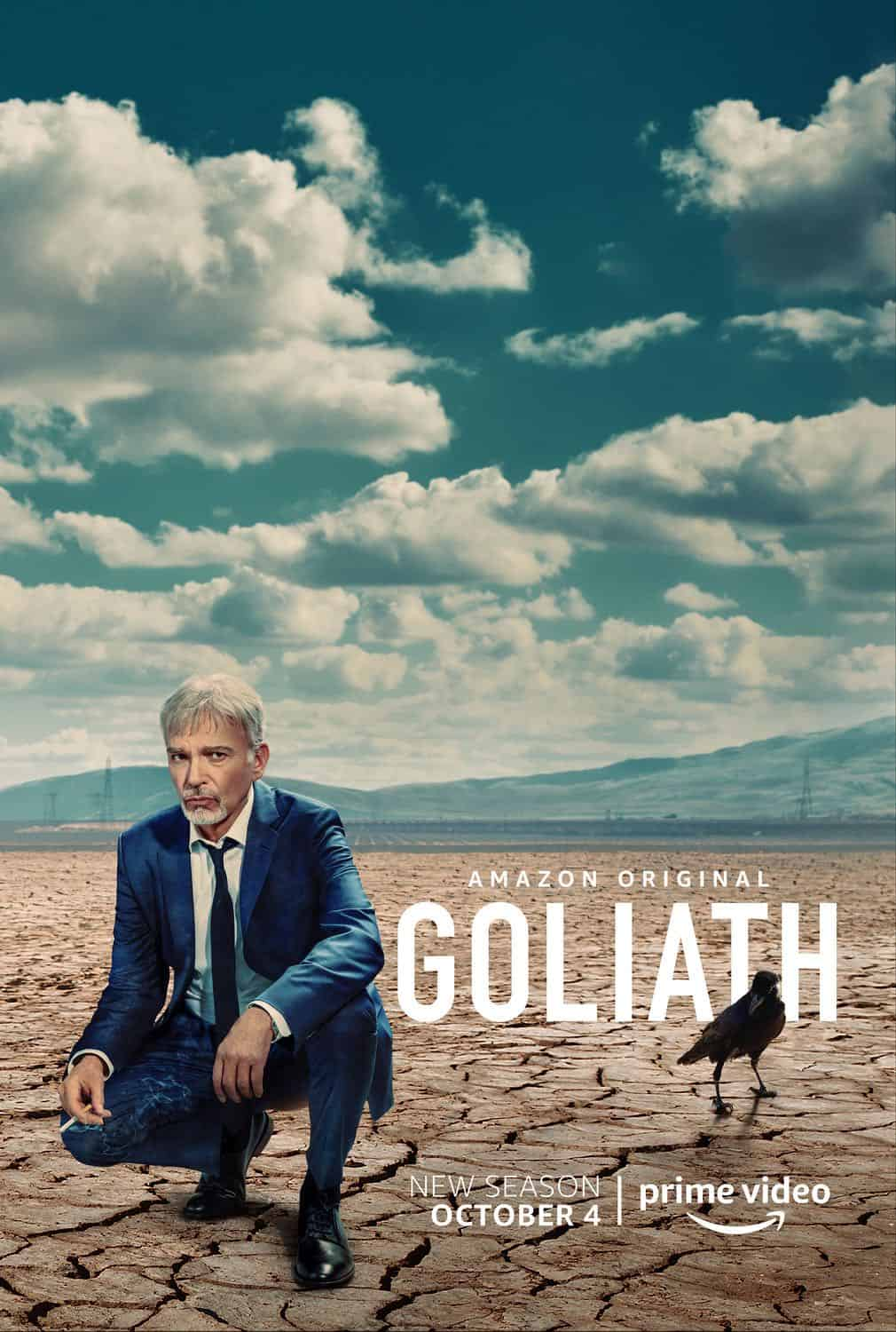 Goliath Season 3 Poster Key Art