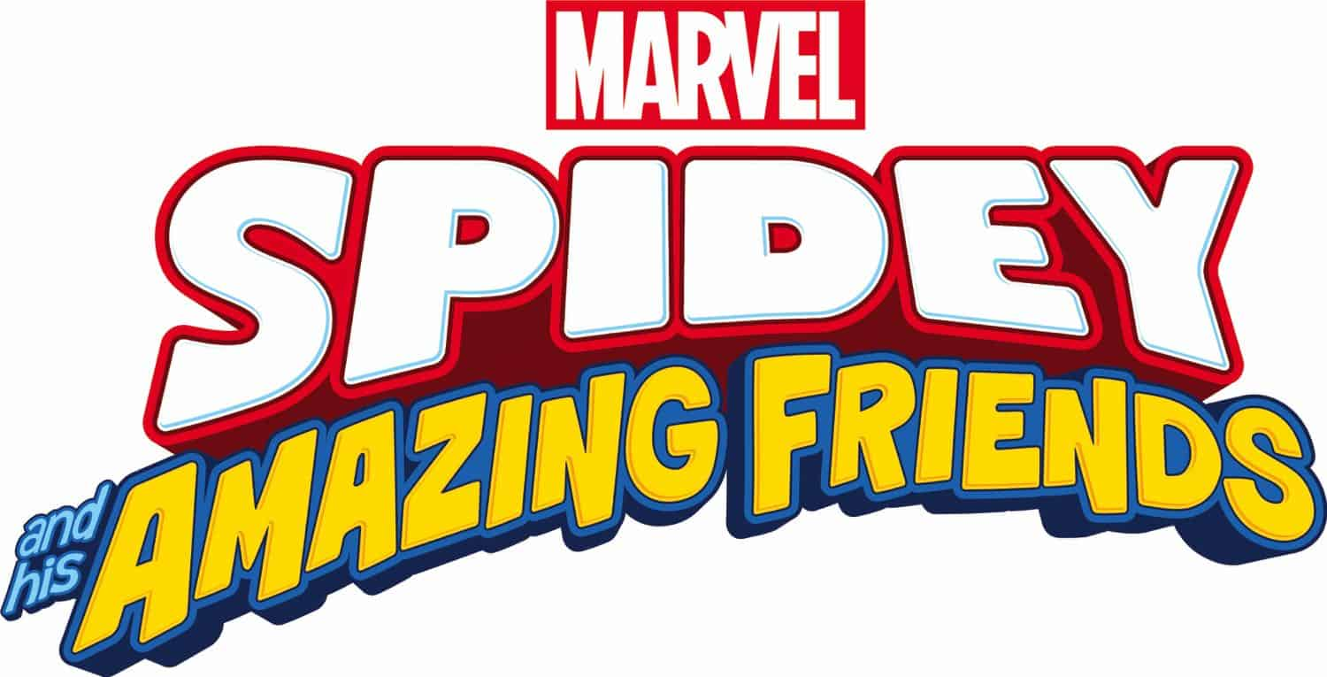 Marvels Spidey and His Amazing Friends Logo