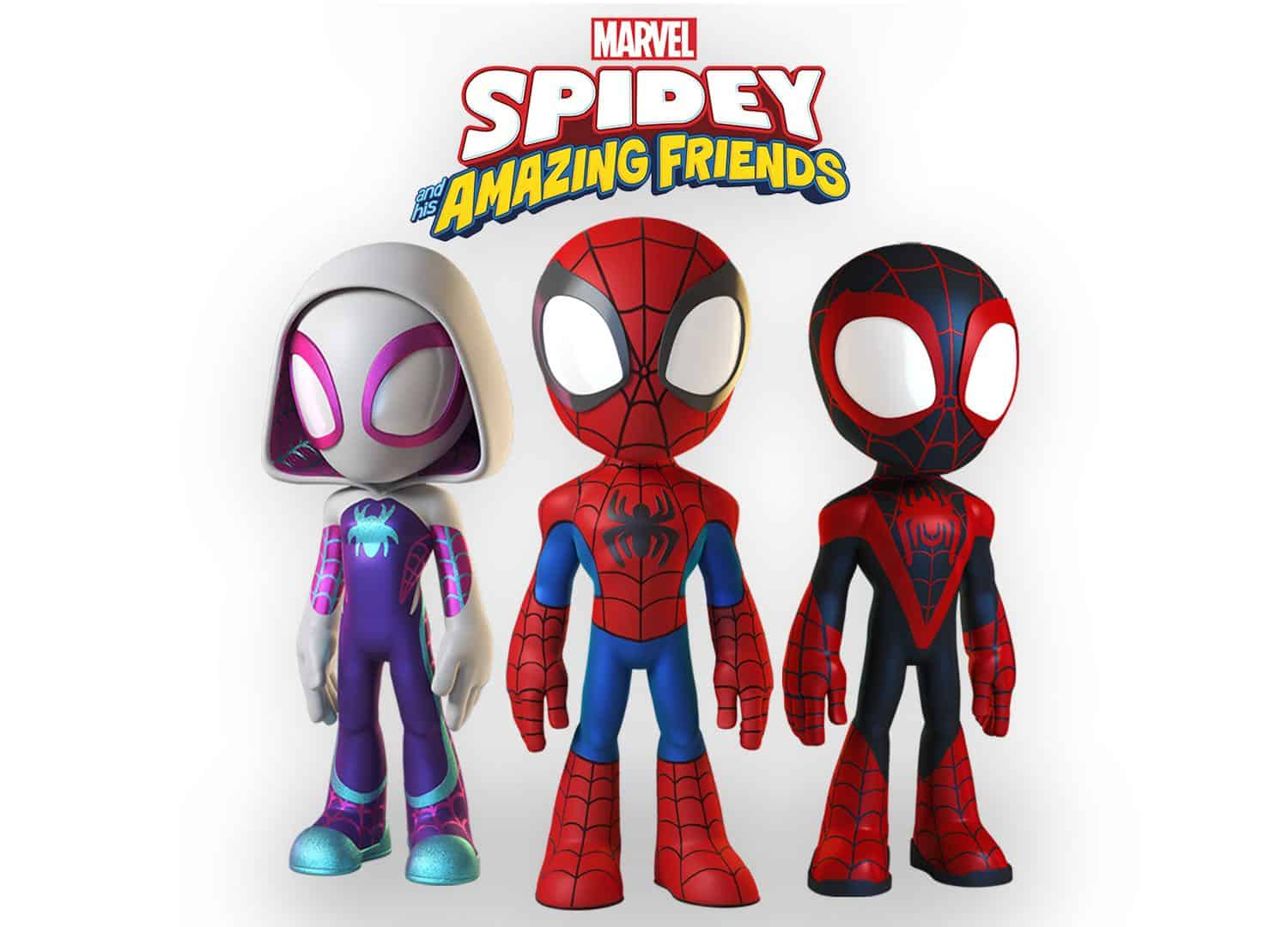 Marvels Spidey and His Amazing Friends