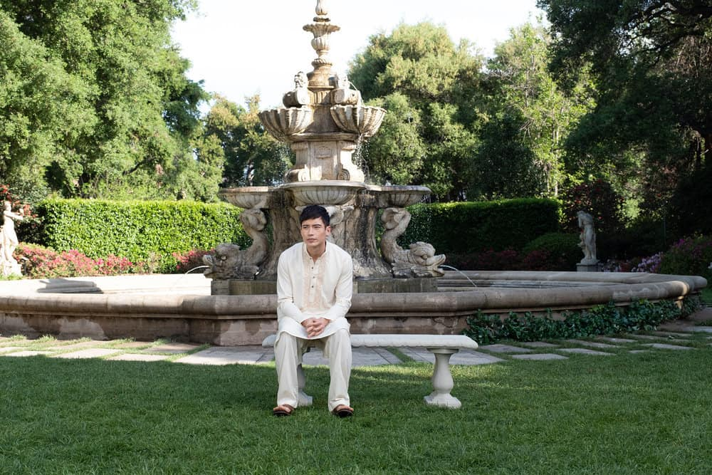 "THE GOOD PLACE -- ""A Girl From Arizona"" Episode 401/402 -- Pictured: Many Jacinto as Jason -- (Photo by: Colleen Hayes/NBC)"