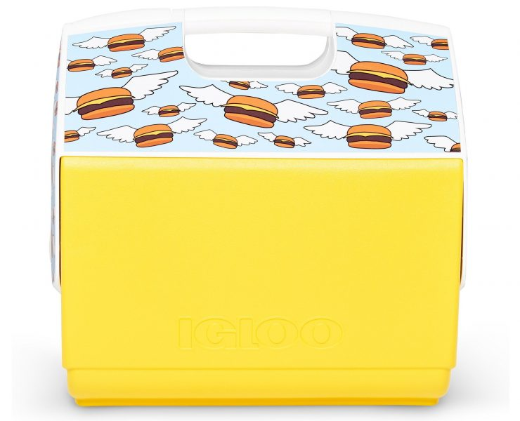 Bobs Burgers Igloo Cooler