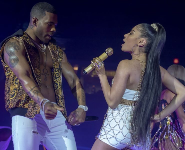 """EMPIRE: L-R: Mario and Katlynn Simone in the """"What Is Love"""" season premiere episode of EMPIRE airing Tuesday, Sept. 24 (9:00-10:00 PM ET/PT) on FOX. ©2019 Fox Broadcasting Co. All Rights Reserved. CR: Chuck Hodes/FOX."""