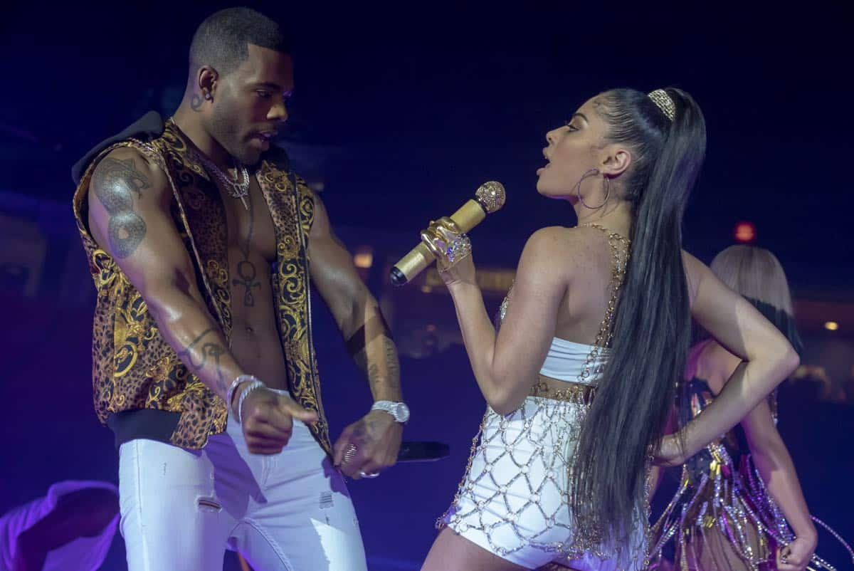 "EMPIRE: L-R: Mario and Katlynn Simone in the ""What Is Love"" season premiere episode of EMPIRE airing Tuesday, Sept. 24 (9:00-10:00 PM ET/PT) on FOX. ©2019 Fox Broadcasting Co. All Rights Reserved. CR: Chuck Hodes/FOX."