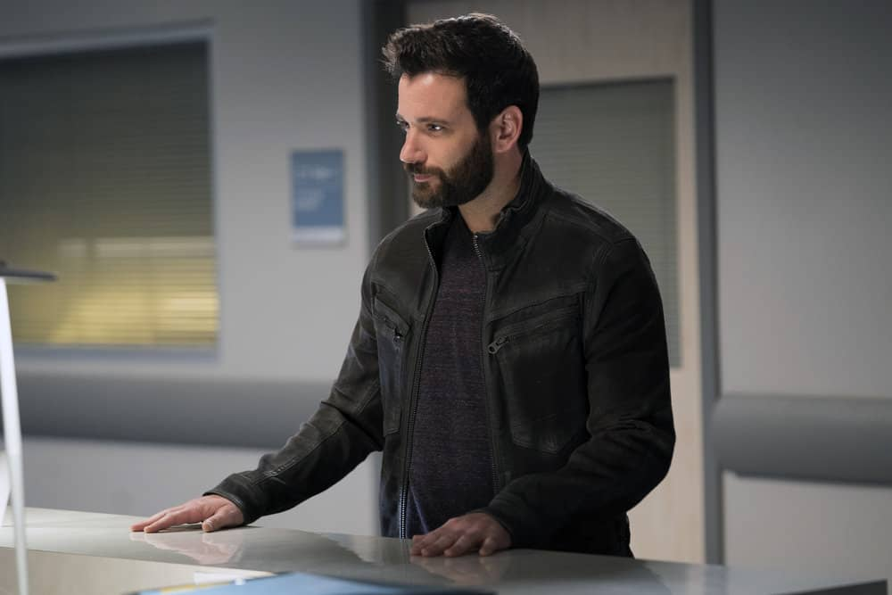 "CHICAGO MED -- ""Never Going Back To Normal"" Episode 501 -- Pictured: Colin Donnell as Dr. Connor Rhodes -- (Photo by: Elizabeth Sisson/NBC)"