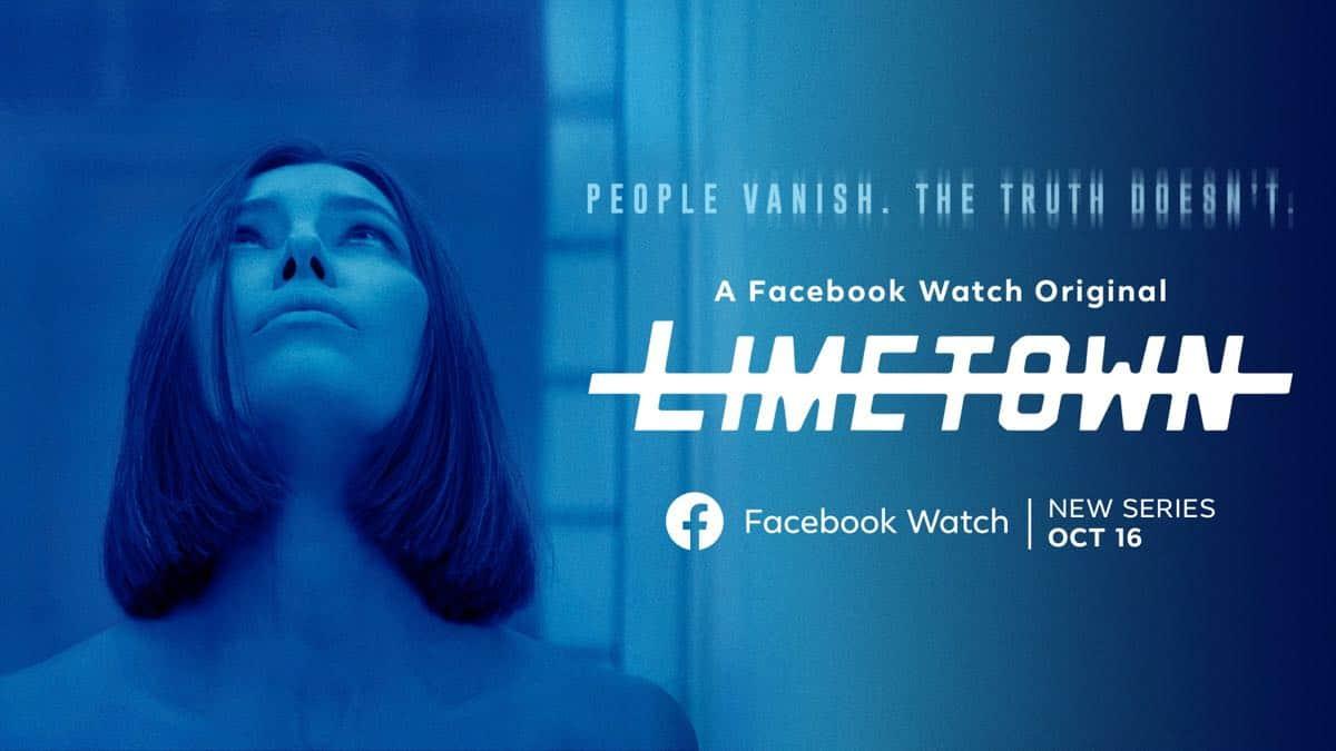Limetown Poster Facebook Watch Jessica Biel
