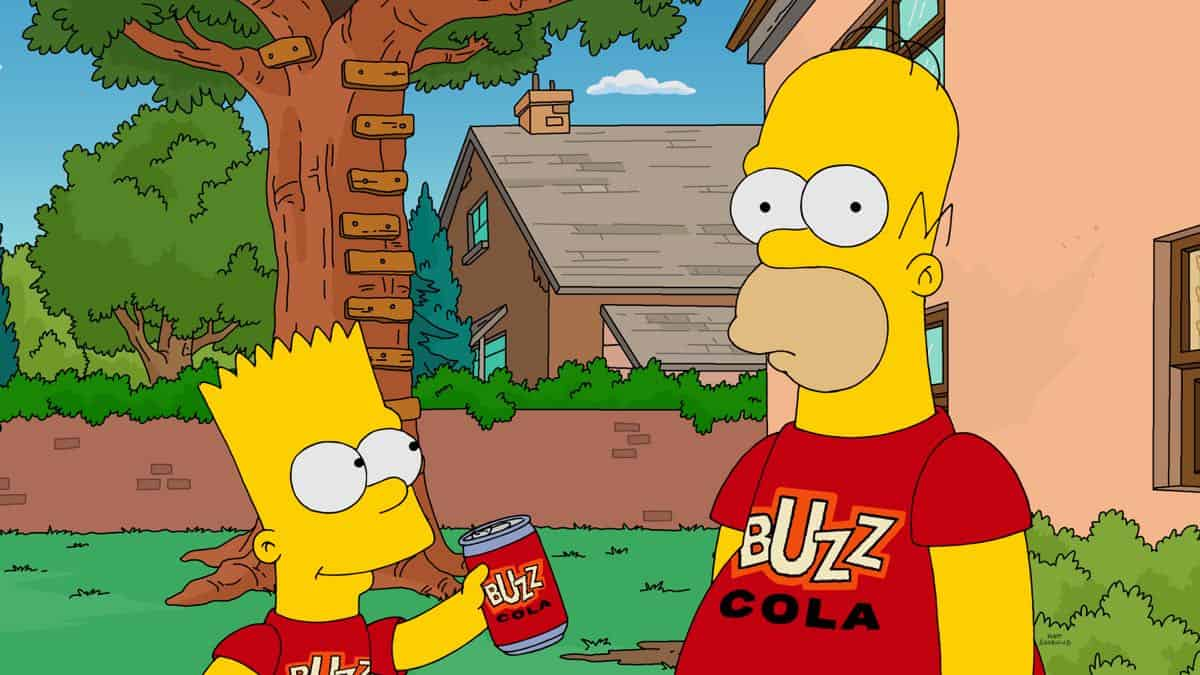 THE SIMPSONS Season 31 Episode 1 The Winter Of Our Monetized Content 4