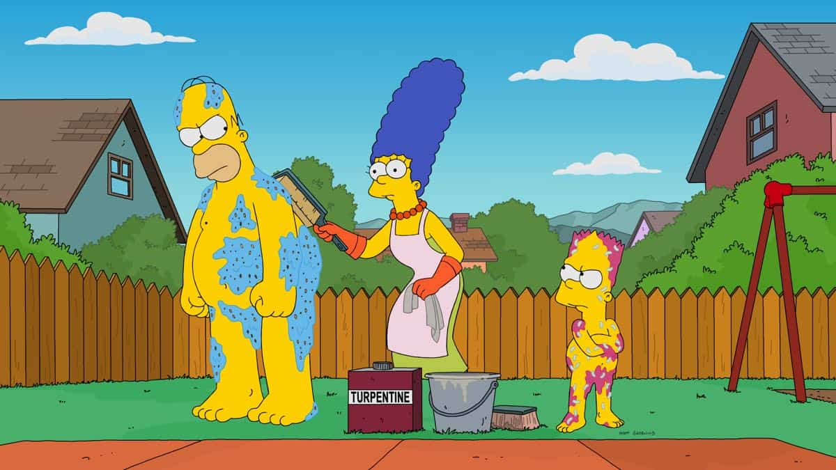 THE SIMPSONS Season 31 Episode 1 The Winter Of Our Monetized Content 2
