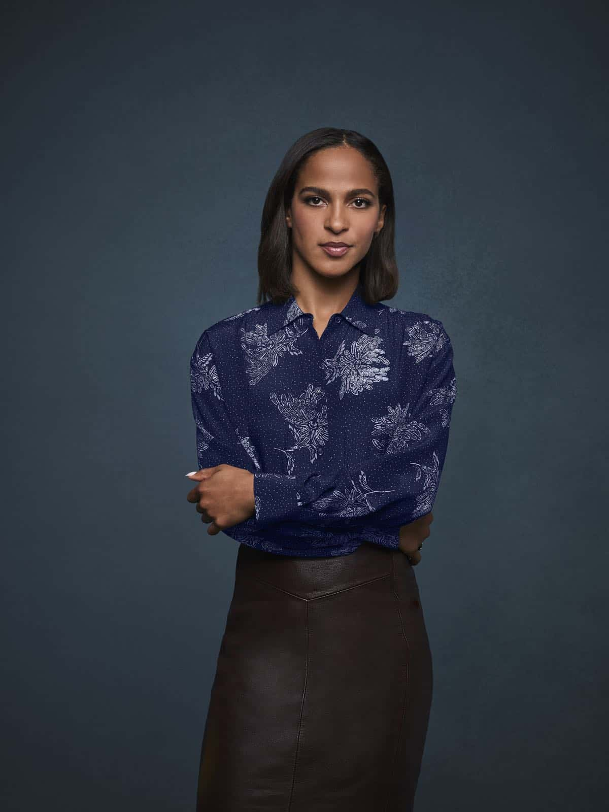 ALMOST FAMILY: Megalyn Echikunwoke as Edie Palmer in Season 1 of ALMOST FAMILY premiering Wednesday, October 2 (9:00-10:00pm PM ET/PT) on FOX. ©2019 Fox Broadcasting Co. All Rights Reserved. CR: Elisabeth Caren/FOX.