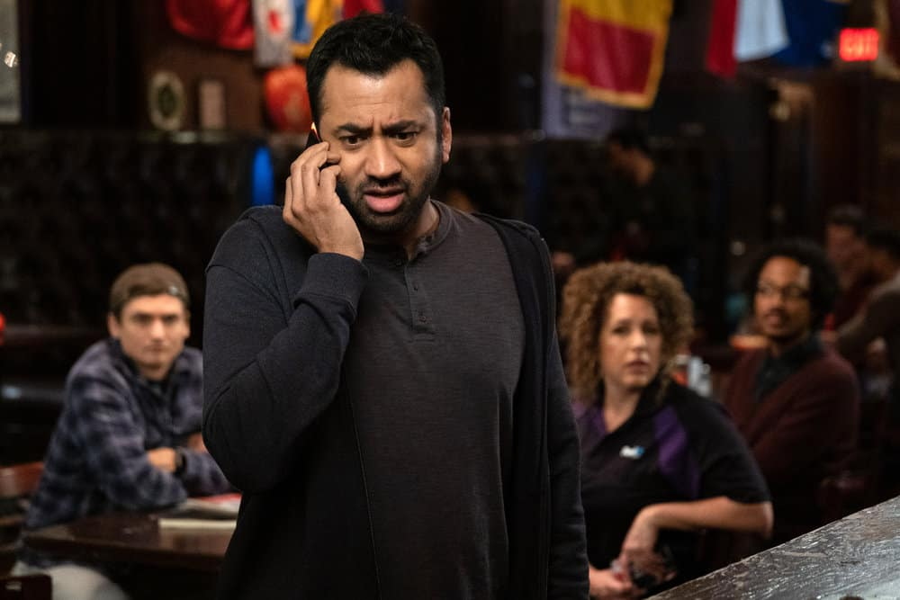 "SUNNYSIDE -- ""Pilot"" Episode -- Pictured: Kal Penn as Garrett -- (Photo by: Colleen Hayes/NBC)"