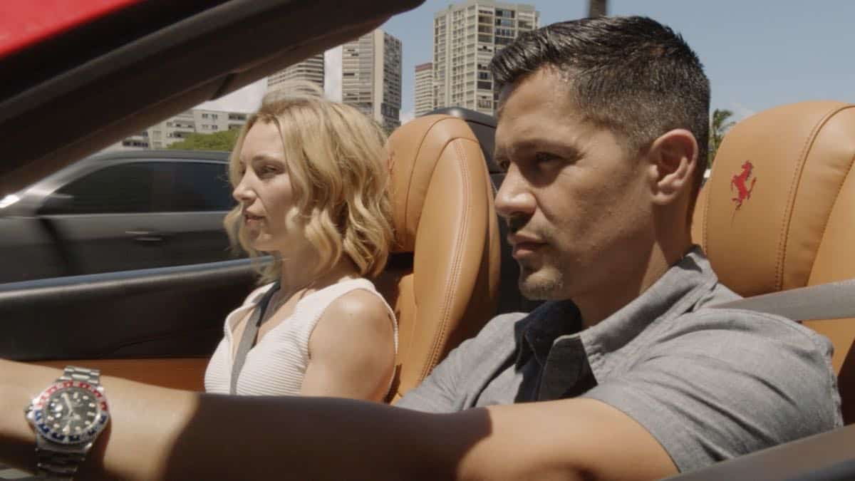 MAGNUM P.I. Season 2 Episode 1 Payback For Beginners 11