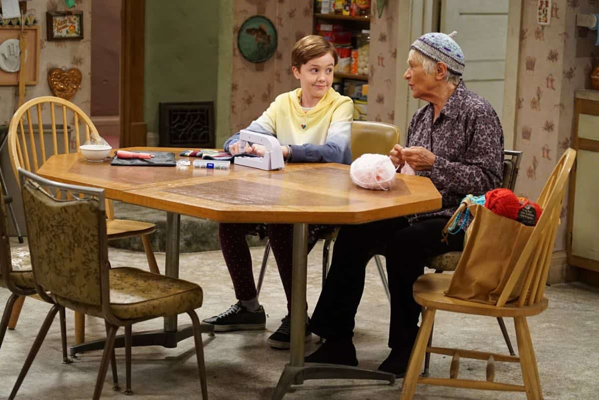 THE CONNERS Season 2 Episode 1 Preemies Weed And Infidelity31