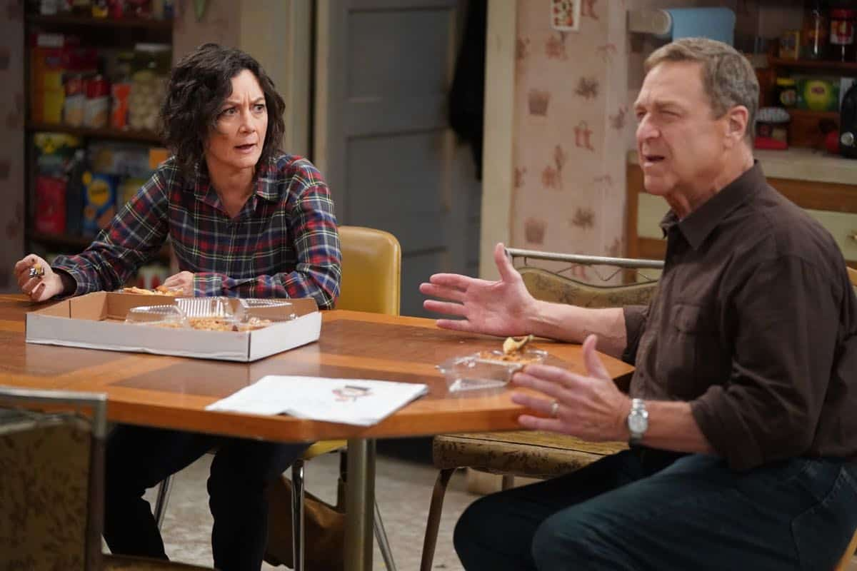 THE CONNERS Season 2 Episode 1 Preemies Weed And Infidelity27
