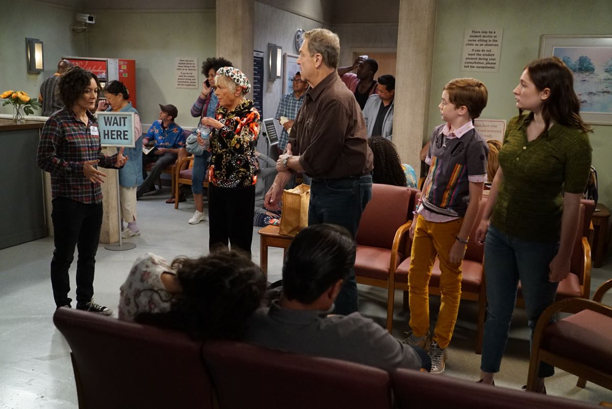 THE CONNERS Season 2 Episode 1 Preemies Weed And Infidelity26
