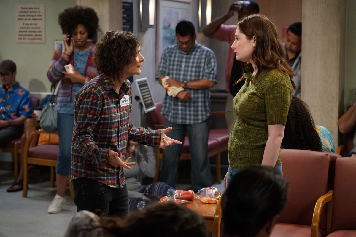 THE CONNERS Season 2 Episode 1 Preemies Weed And Infidelity23