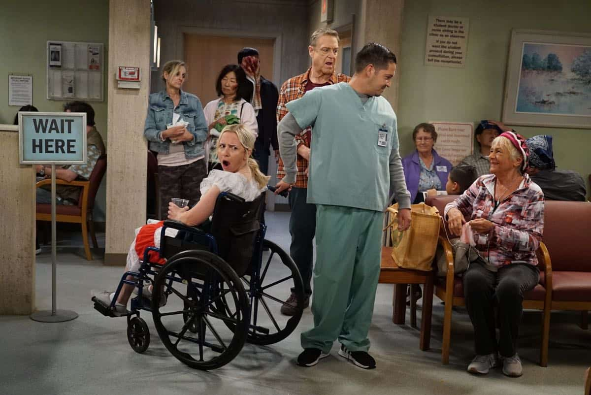 THE CONNERS Season 2 Episode 1 Preemies Weed And Infidelity13