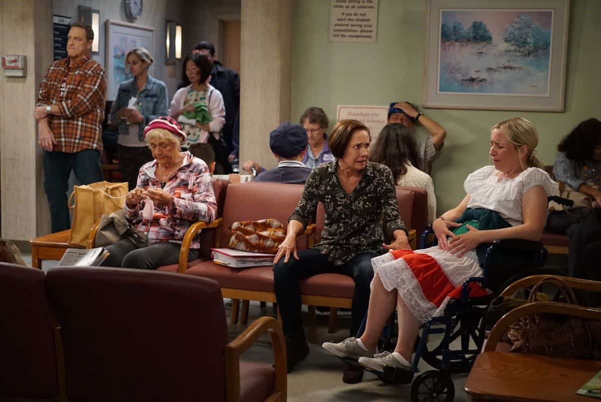 THE CONNERS Season 2 Episode 1 Preemies Weed And Infidelity11