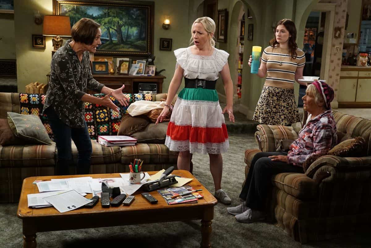 THE CONNERS Season 2 Episode 1 Preemies Weed And Infidelity09