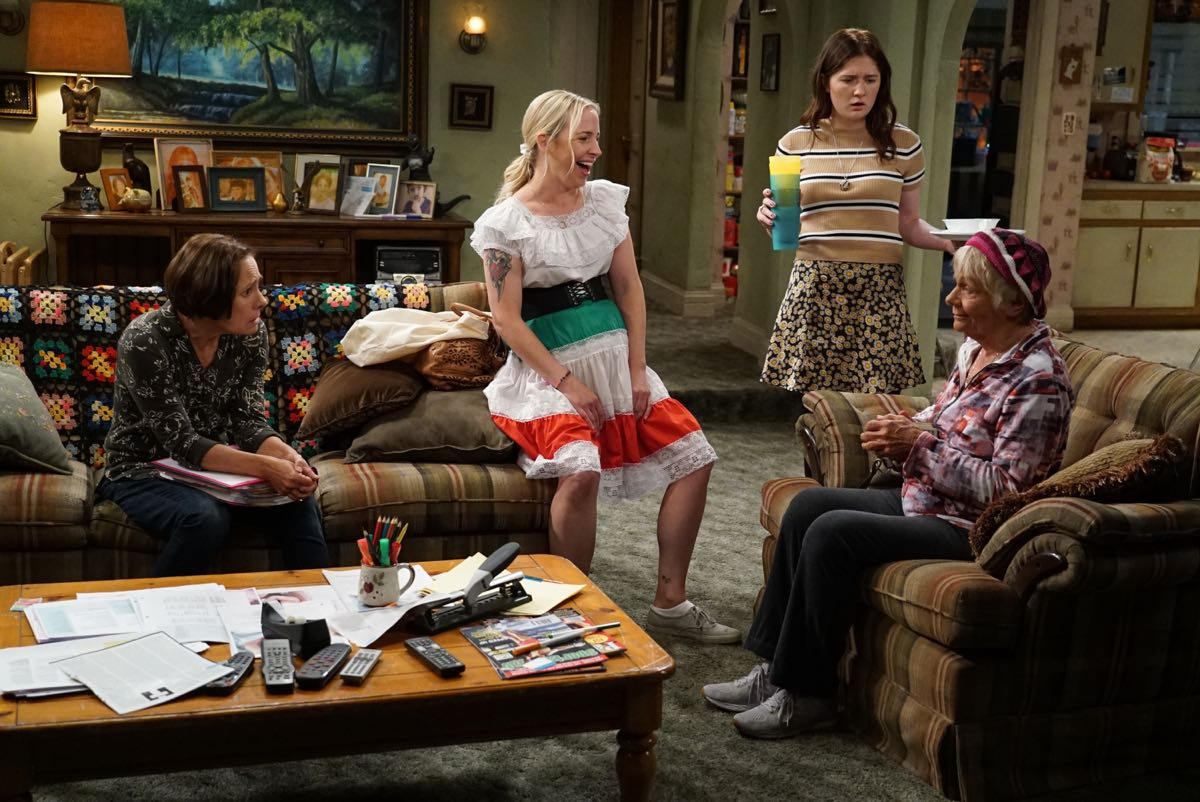 THE CONNERS Season 2 Episode 1 Preemies Weed And Infidelity08