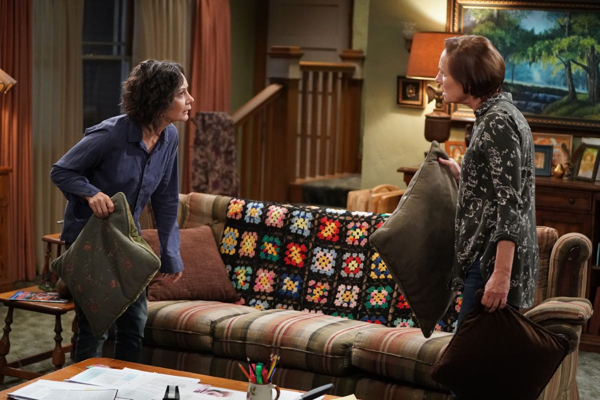 THE CONNERS Season 2 Episode 1 Preemies Weed And Infidelity05