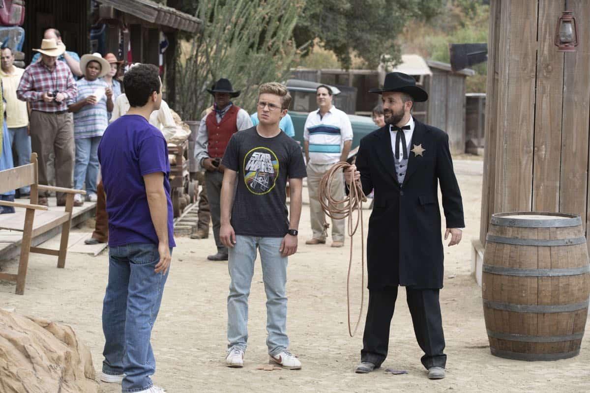 THE GOLDBERGS Season 7 Episode 1 Vacation 16