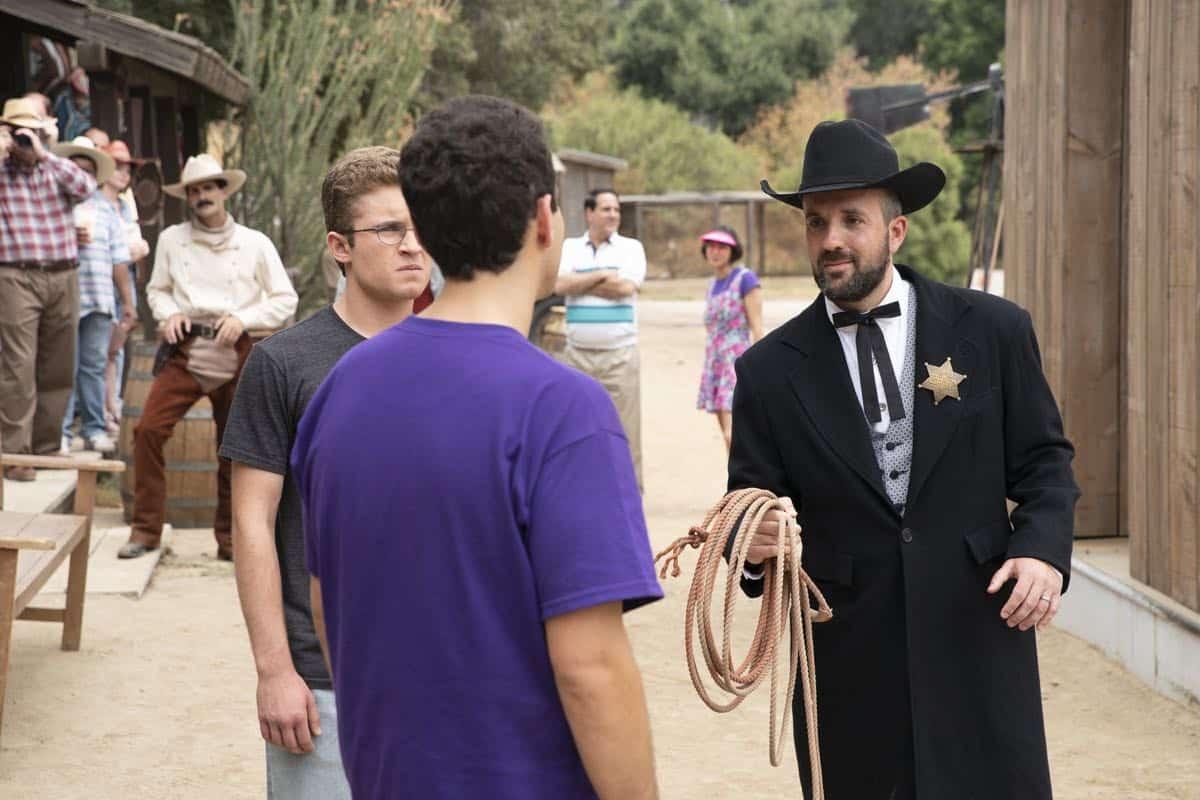 THE GOLDBERGS Season 7 Episode 1 Vacation 05
