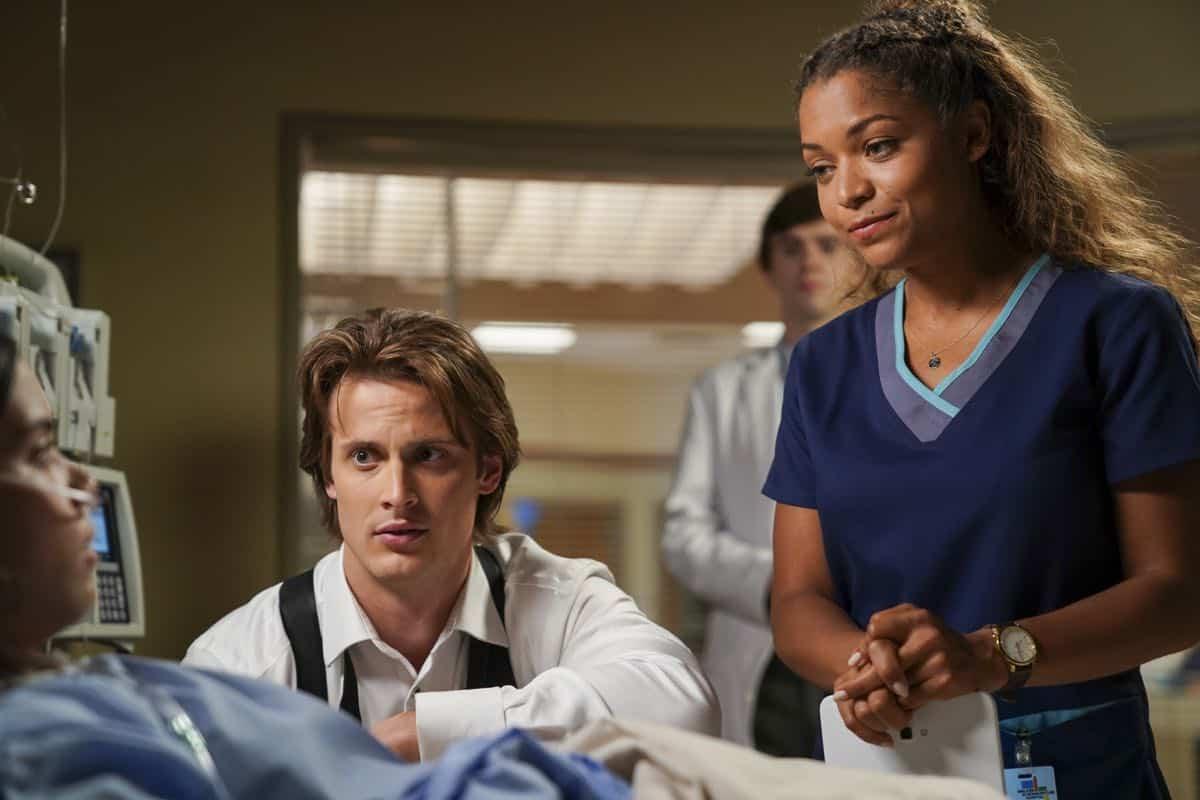 THE GOOD DOCTOR Season 3 Episode 1 Disaster 29